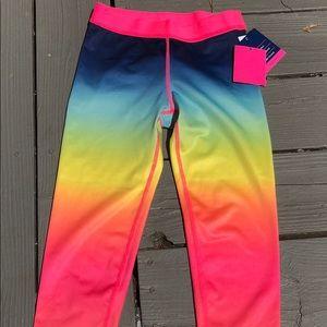 Gap Fit size large girls Capri pants